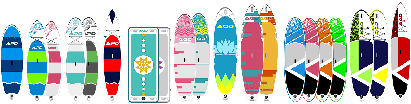Customized Your Inflatable Sup