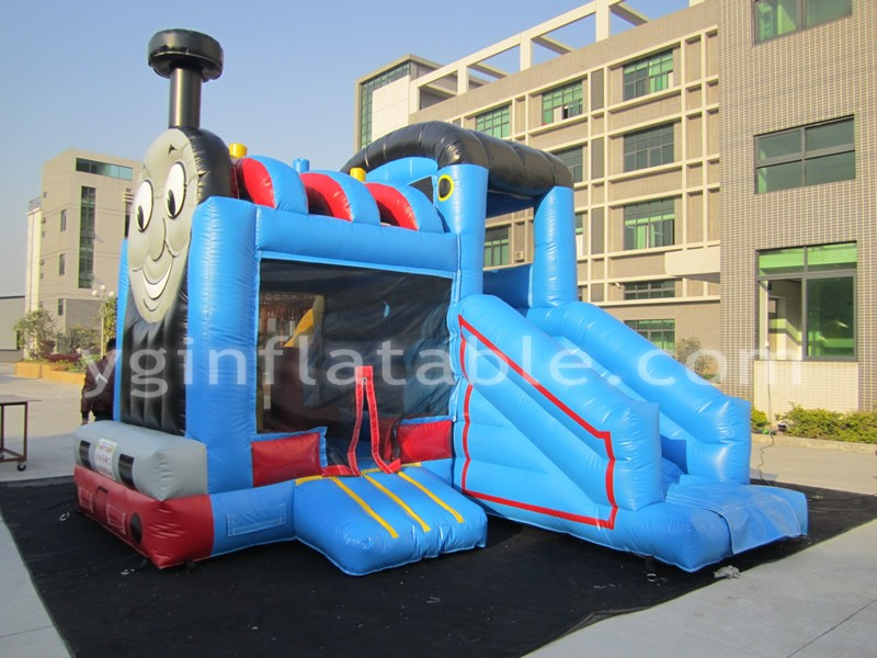 Inflatable castles kids