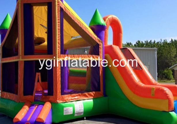 8 tips for caring for your inflatable bouncers