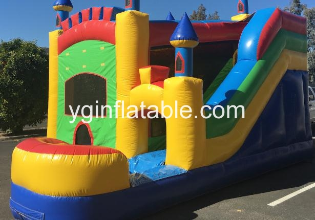 How to maintain an inflatable bounce houses