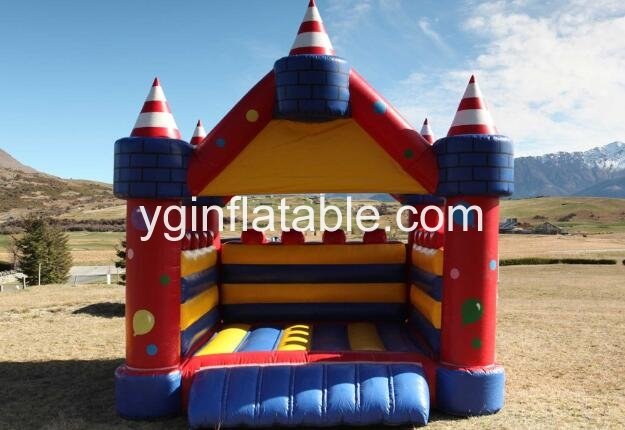 Buying an inflatable castle for kids is good