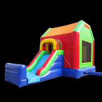 Bounce House With Blower For Sale