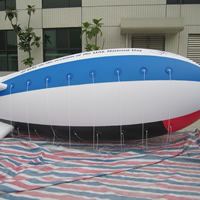 inflatable advertising spacecraftGO055