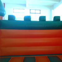 inflatable bouncer castleGL165