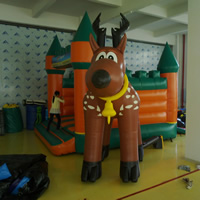 inflatable moveing cartoonGC120