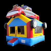 Car Inflatable BouncerGB498