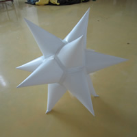 Star Shape InflatableGC122