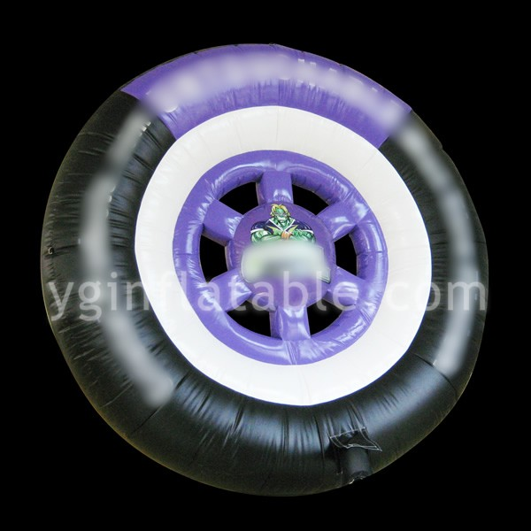Inflatable Tire Model AdvertisingGC123