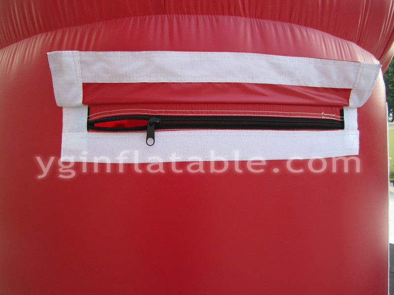 Red Shape Advertising Inflatable GloveGC124