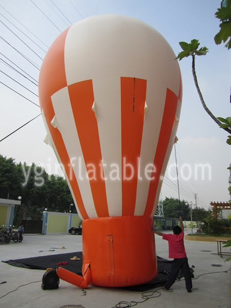 Hot-air Balloon Shape InflatablesGO056