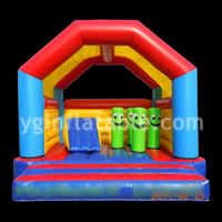 jumping bouncy castleGB474