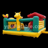 Animals inflatable fun cityGF089