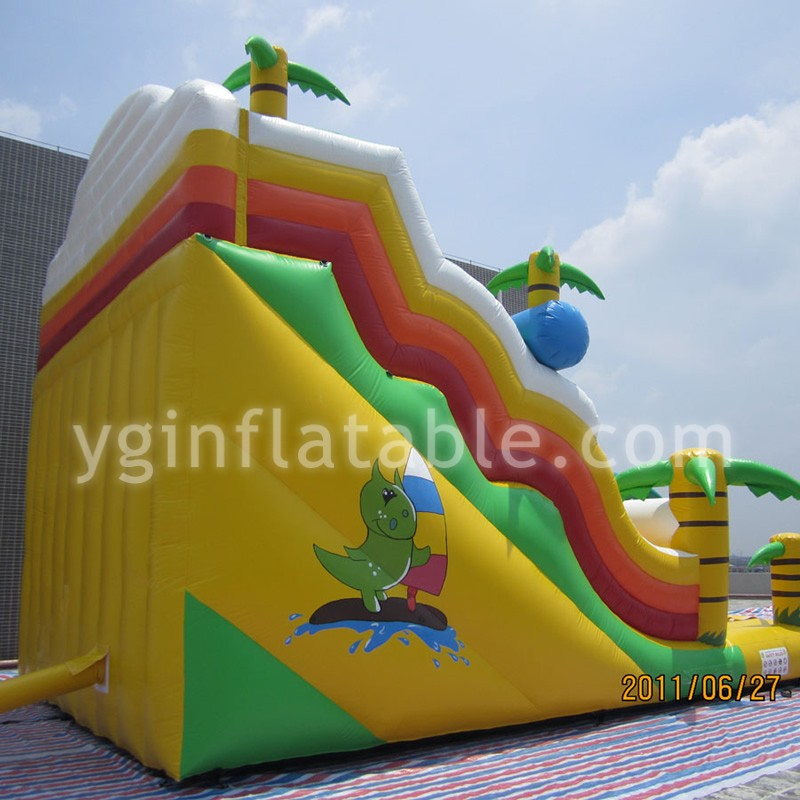 outdoor Inflatable SlideGI142