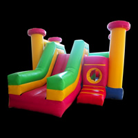 Inflatable combination bouncerGB485