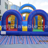 Inflatable Slide Fun CityGF093