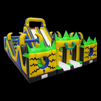 Haier Indoor Inflatable Playground