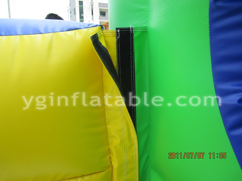 inflatable Haier brothers funlandGF055