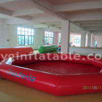 Red Family Inflatable PoolGP058