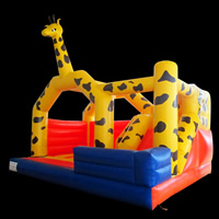 Playstation bounce house