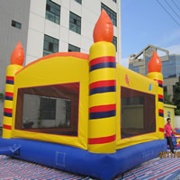 Children&#39s party Inflatable BouncerGB488