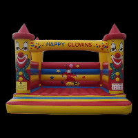 The clown inflatable bounce houseGB122