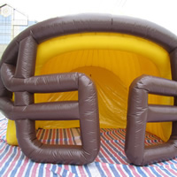inflatable lawn tentGN071
