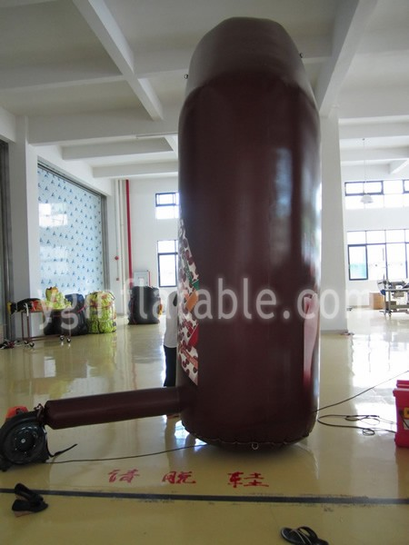 Coffee inflatable advertising archGA135