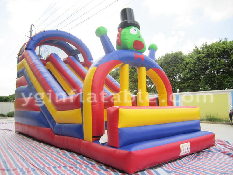 Inflatable Clown SlidesGI145