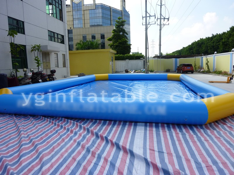 Blue Inflatable PoolGP060