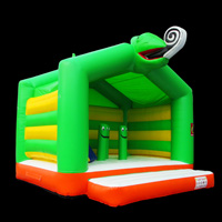 Lizard inflatable BouncerGB512