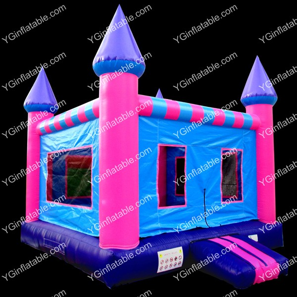inflatable Bouncy Castle With SlideGL170