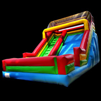 inflatable  slide manufacturerGI105