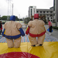 Inflatable sumo suitsGH093