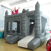 Pharaoh inflatable jump and slideGL167