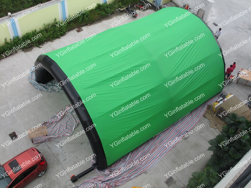 Arch inflatable tentGN101