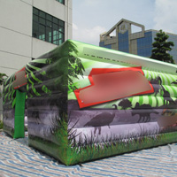 Color inflatable tentGN093