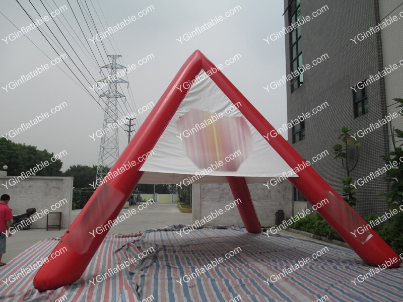inflatable tentGN092
