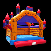 inflatable bouncy castleGB085
