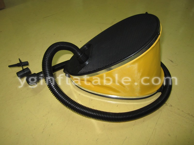3000CC inflatable foot pumpGK019