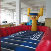 inflatable obstacle shotGH021