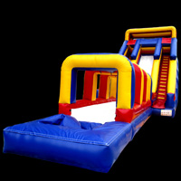 Classic Inflatable Water Slide For Sale