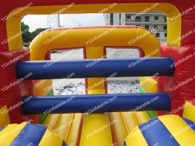 inflatable obstacles courseGE139