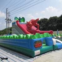 Dinosaur slide combinationGF095