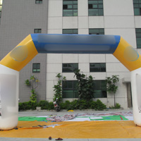 inflatable archesGA152