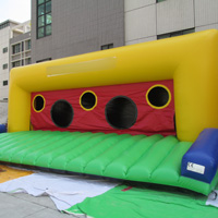 Inflatable football gateGH091