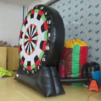Inflatable dart dialGH090