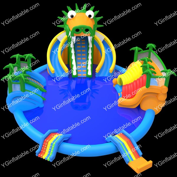Inflatable Pool Water ParkGP067