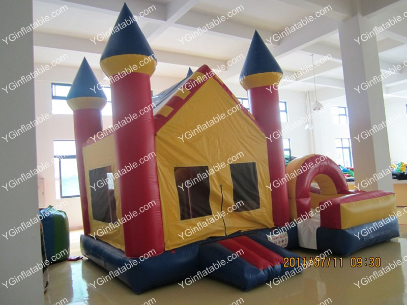 inflatable jumping castlesGL166