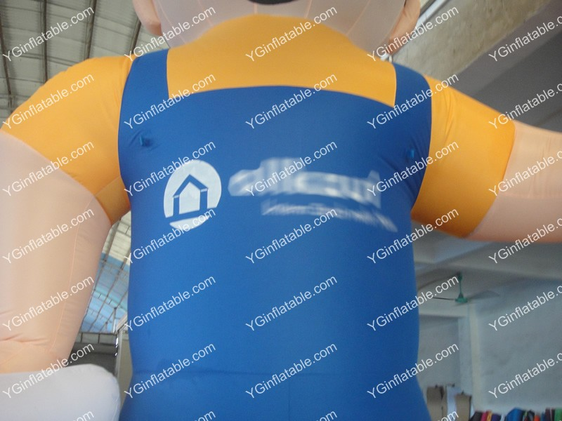 inflatable movable cartoonGC131