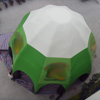 inflatable dome tentGN088